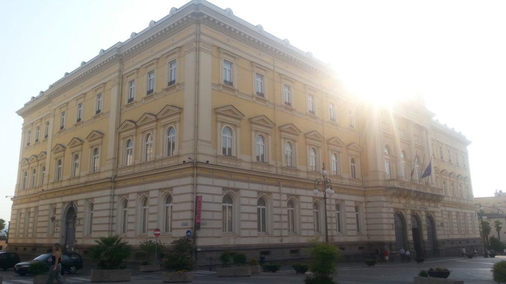 Finetica a Benevento con Libera e i massimi vertici di Istituzioni e governo